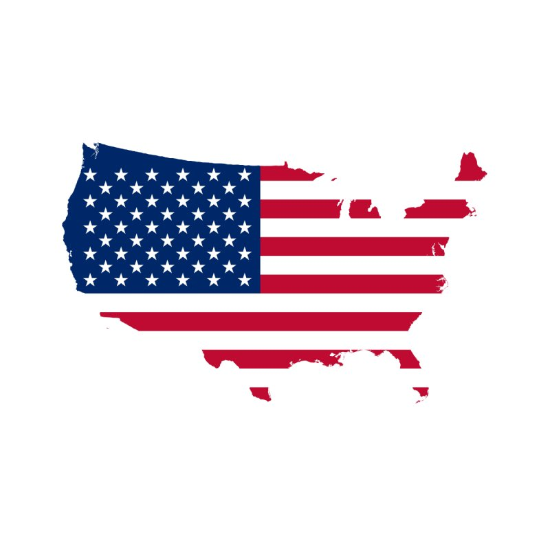 United States Patriot Home Products   by Vectors NZ