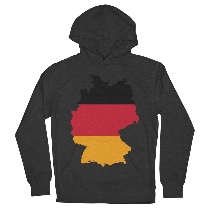 Deutsche Patriot Apparel & Accessories Women's French Terry Pullover Hoody by Vectors NZ