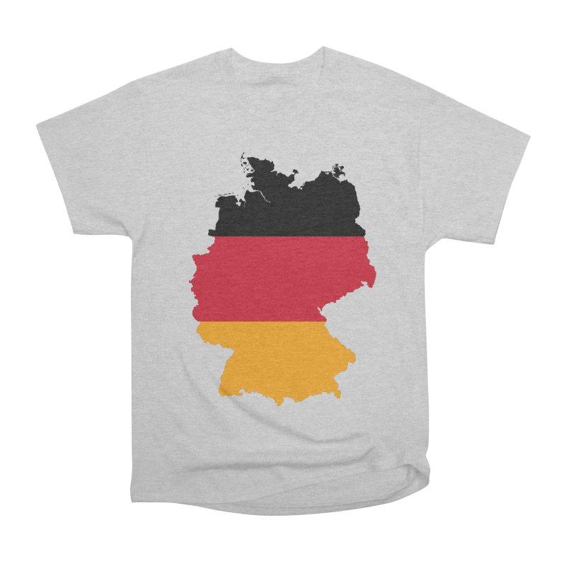 Deutsche Patriot Apparel & Accessories Women's Heavyweight Unisex T-Shirt by Vectors NZ