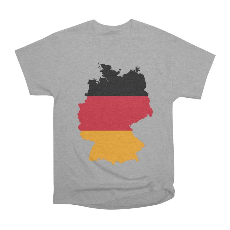Deutsche Patriot Apparel & Accessories Men's Heavyweight T-Shirt by Vectors NZ
