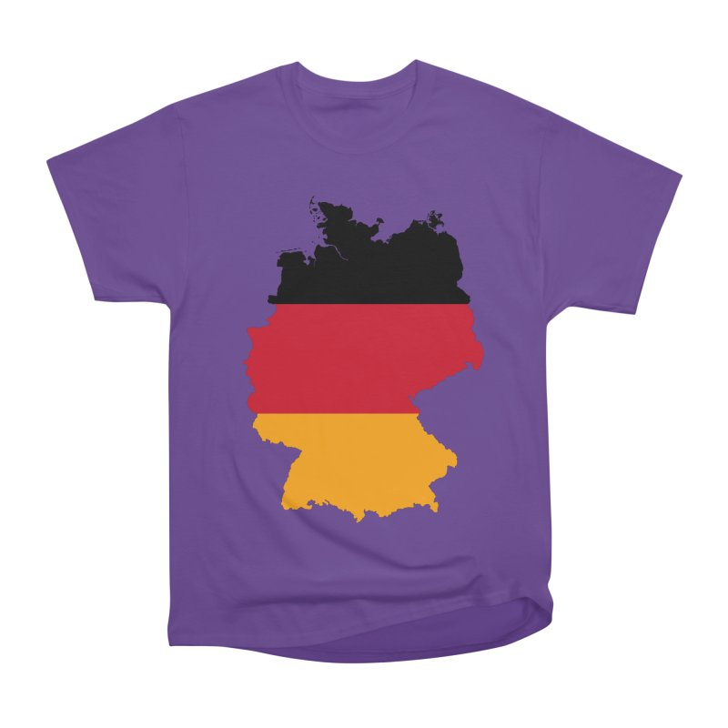 Deutsche Patriot Apparel & Accessories Men's Heavyweight T-Shirt by Vectors NZ