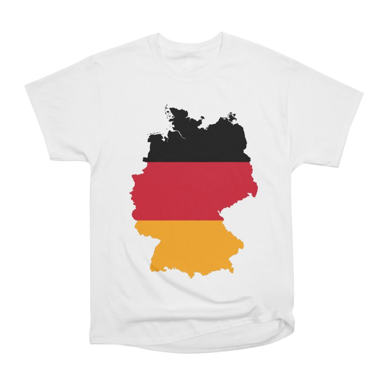 Deutsche Patriot Apparel & Accessories Women's Heavyweight Unisex T-Shirt by Vectors NZ
