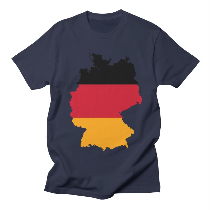 Deutsche Patriot Apparel & Accessories Men's Regular T-Shirt by Vectors NZ