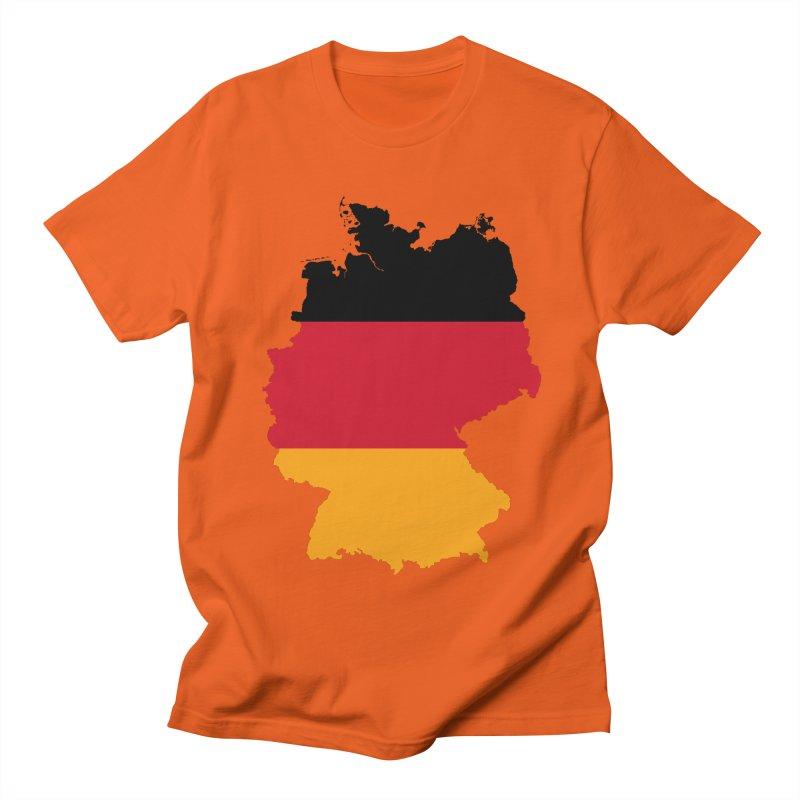 Deutsche Patriot Apparel & Accessories Women's Regular Unisex T-Shirt by Vectors NZ