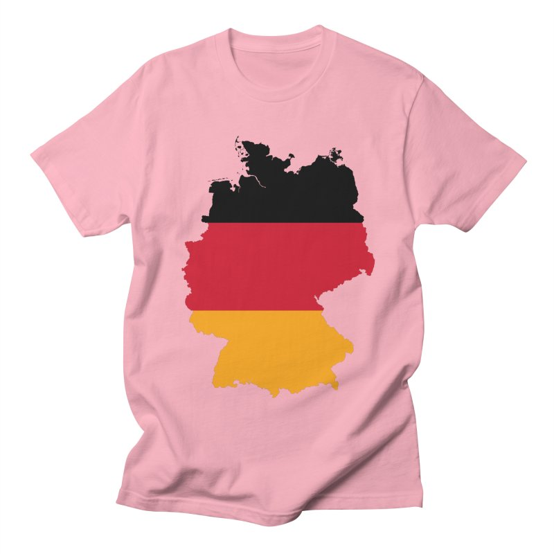 Deutsche Patriot Apparel & Accessories Men's Regular T-Shirt by Vectors NZ