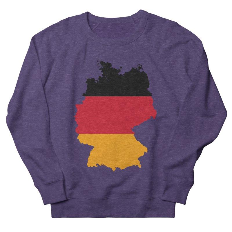 Deutsche Patriot Apparel & Accessories Women's French Terry Sweatshirt by Vectors NZ