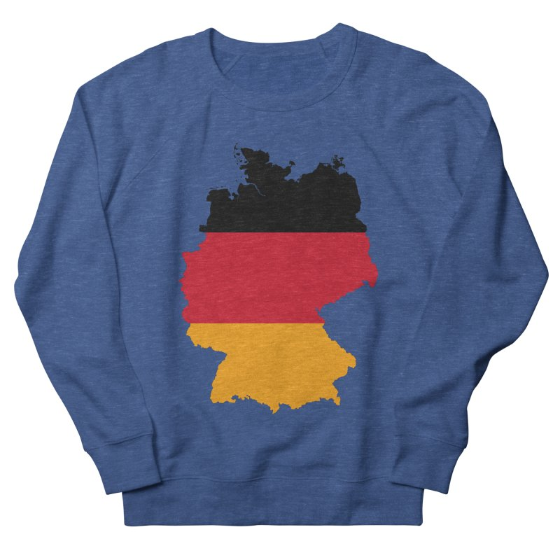 Deutsche Patriot Apparel & Accessories Men's French Terry Sweatshirt by Vectors NZ