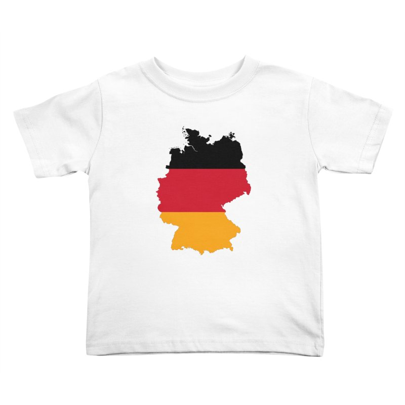 Deutsche Patriot Apparel & Accessories Kids Toddler T-Shirt by Vectors NZ