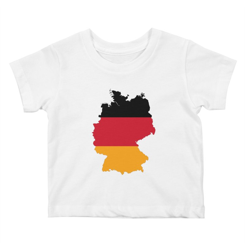 Deutsche Patriot Apparel & Accessories Kids Baby T-Shirt by Vectors NZ