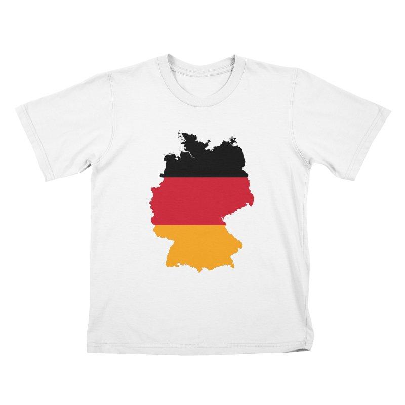 Deutsche Patriot Apparel & Accessories Kids T-Shirt by Vectors NZ