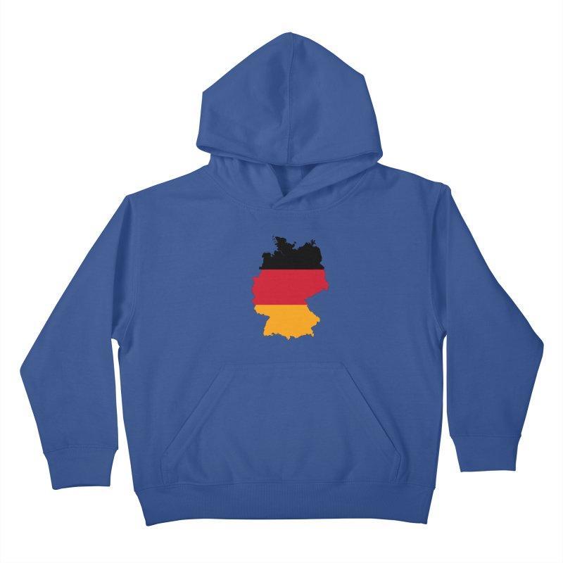 Deutsche Patriot Apparel & Accessories Kids Pullover Hoody by Vectors NZ