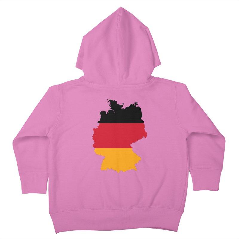 Deutsche Patriot Apparel & Accessories Kids Toddler Zip-Up Hoody by Vectors NZ