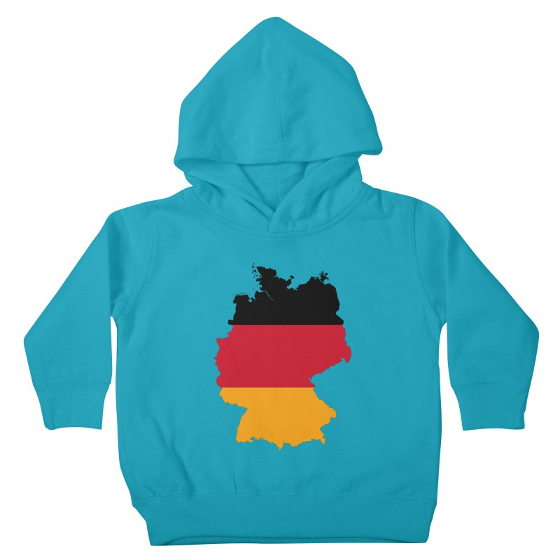 Deutsche Patriot Apparel & Accessories Kids Toddler Pullover Hoody by Vectors NZ