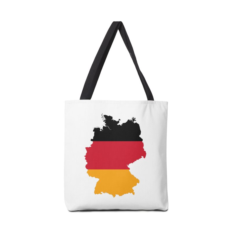 Deutsche Patriot Apparel & Accessories Accessories Tote Bag Bag by Vectors NZ