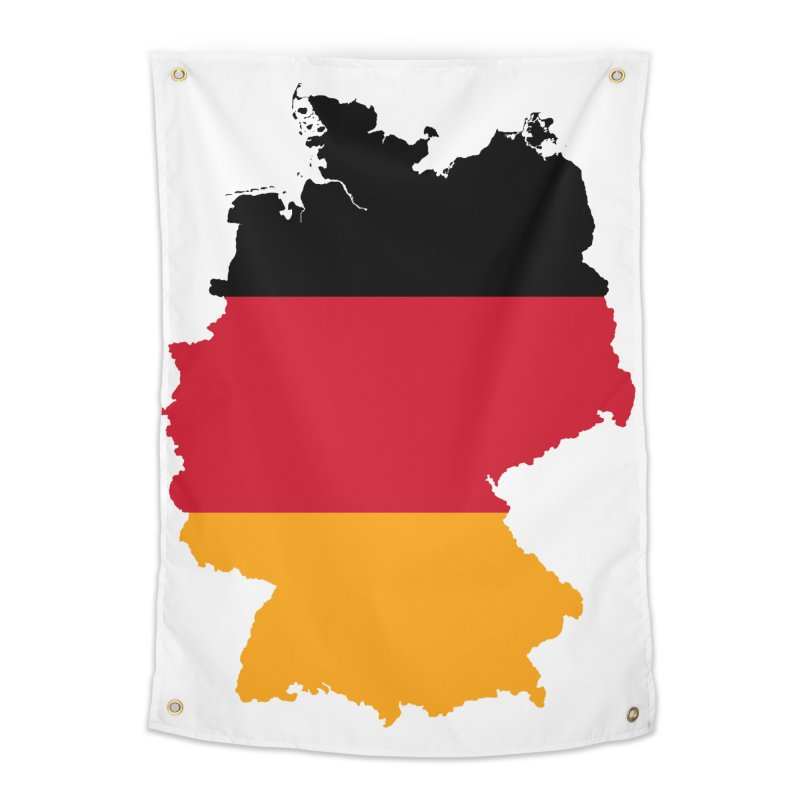 Deutsche Patriot Home Products Home Tapestry by Vectors NZ