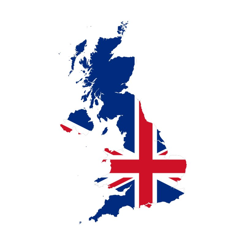 United Kingdom Patriot Apparel & Accessories   by Vectors NZ
