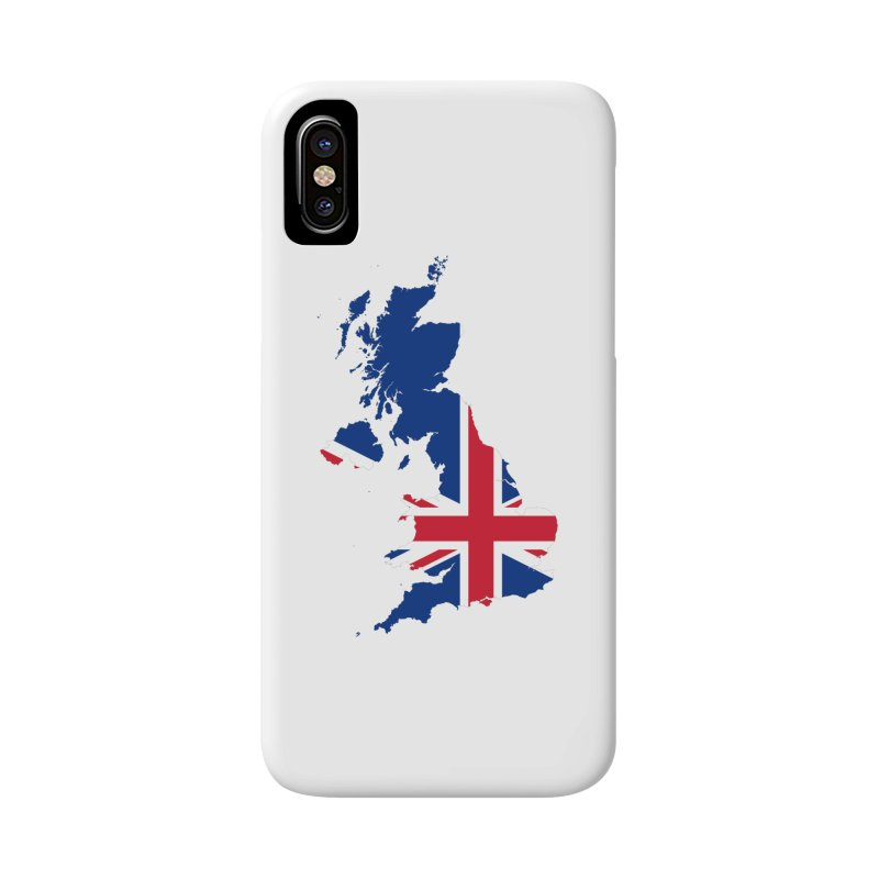 United Kingdom Patriot Apparel & Accessories Accessories Phone Case by Vectors NZ
