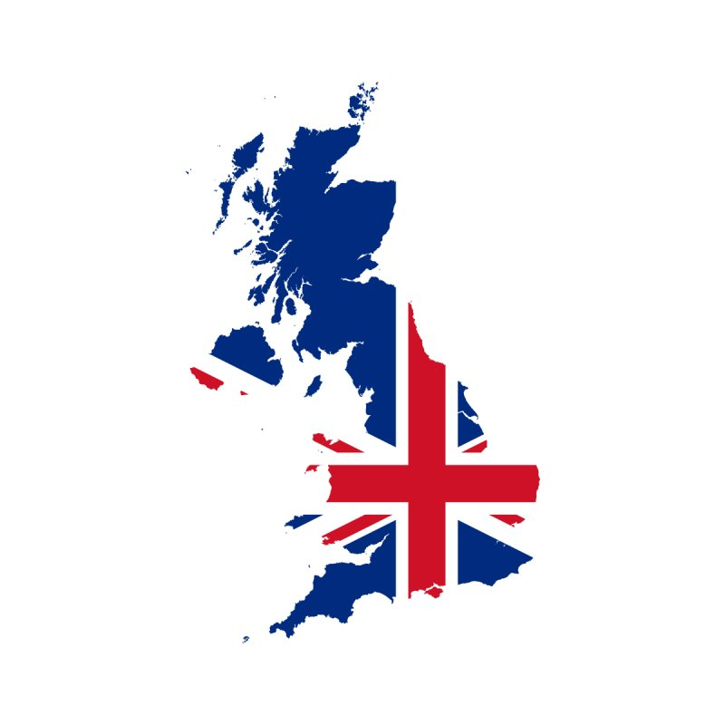 United Kingdom Home Products by Vectors NZ
