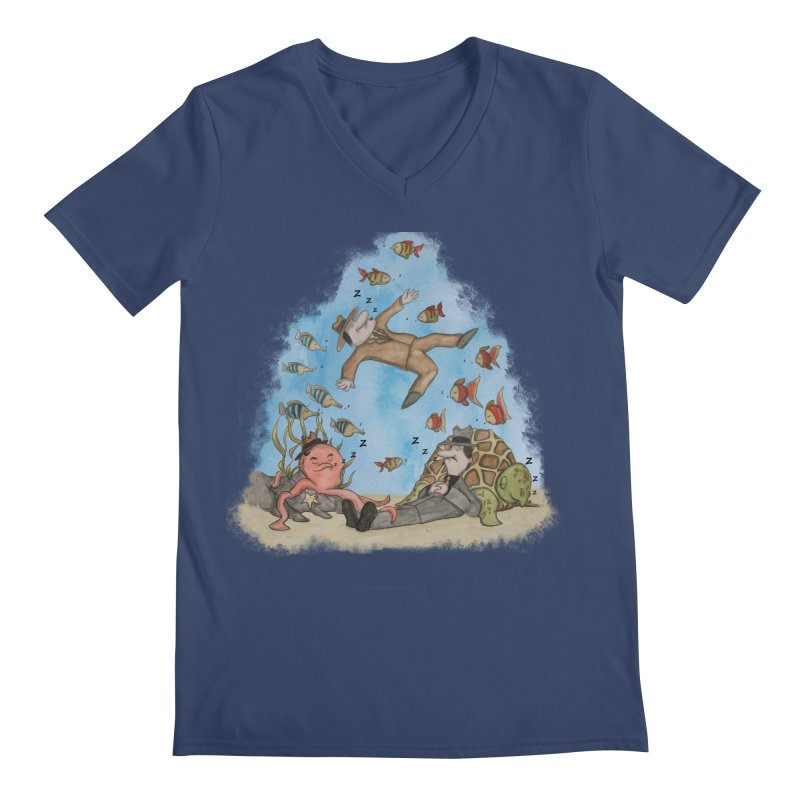 Sleeping With The Fishes   by VEEDLEMONSTER TEES