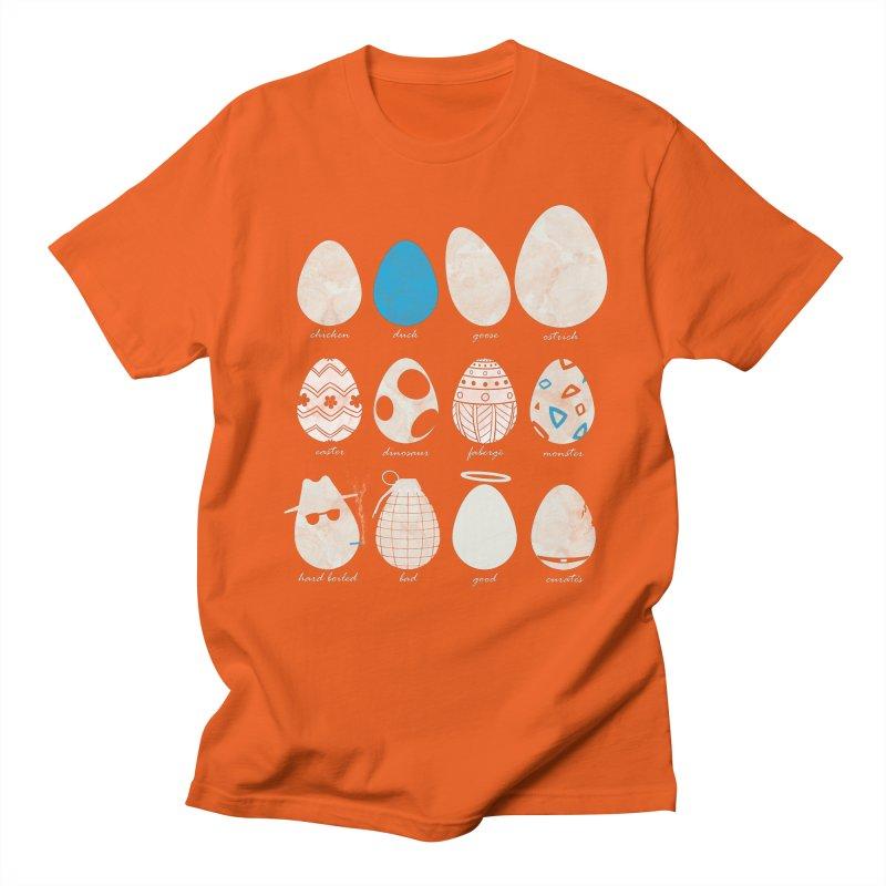 All In One Basket Men's T-Shirt by VEEDLEMONSTER TEES