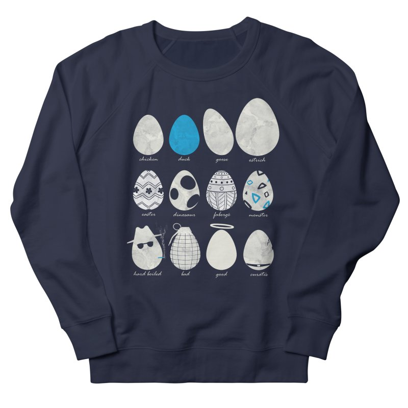 All In One Basket Men's Sweatshirt by VEEDLEMONSTER TEES