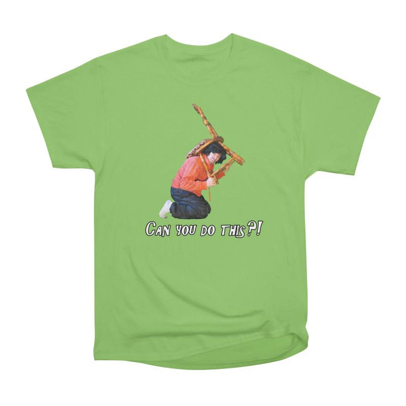 Kent The Athlete Men's T-Shirt by Vegetable Police