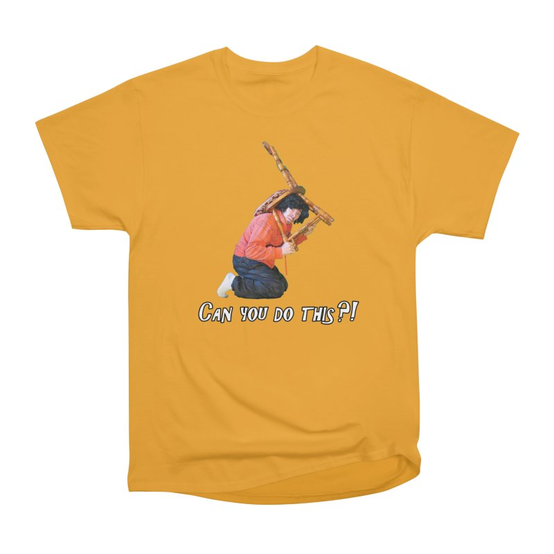 Kent The Athlete Men's Classic T-Shirt by Vegetable Police
