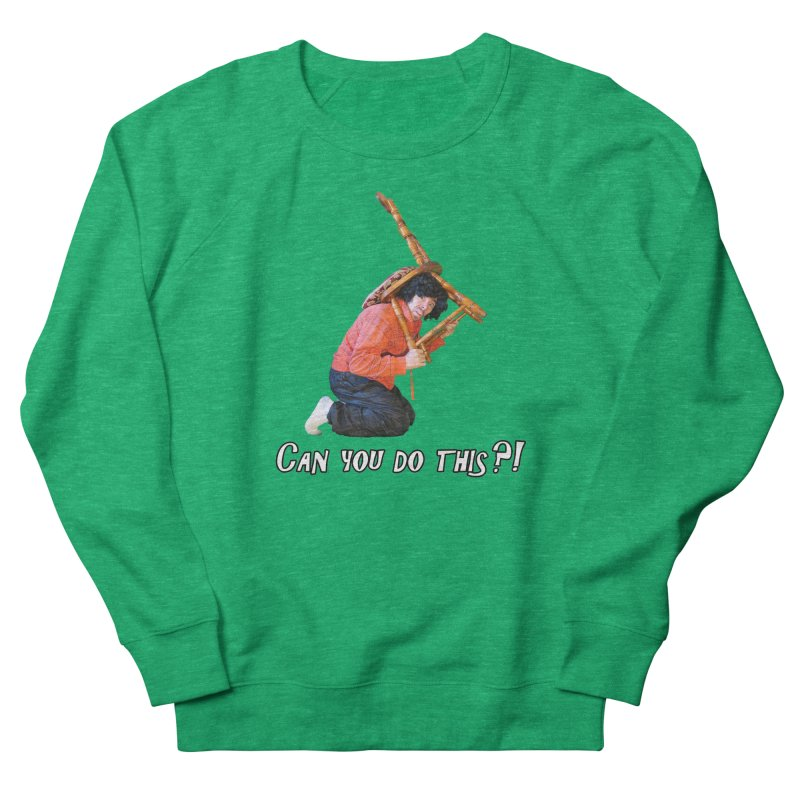 Kent The Athlete Men's French Terry Sweatshirt by Vegetable Police