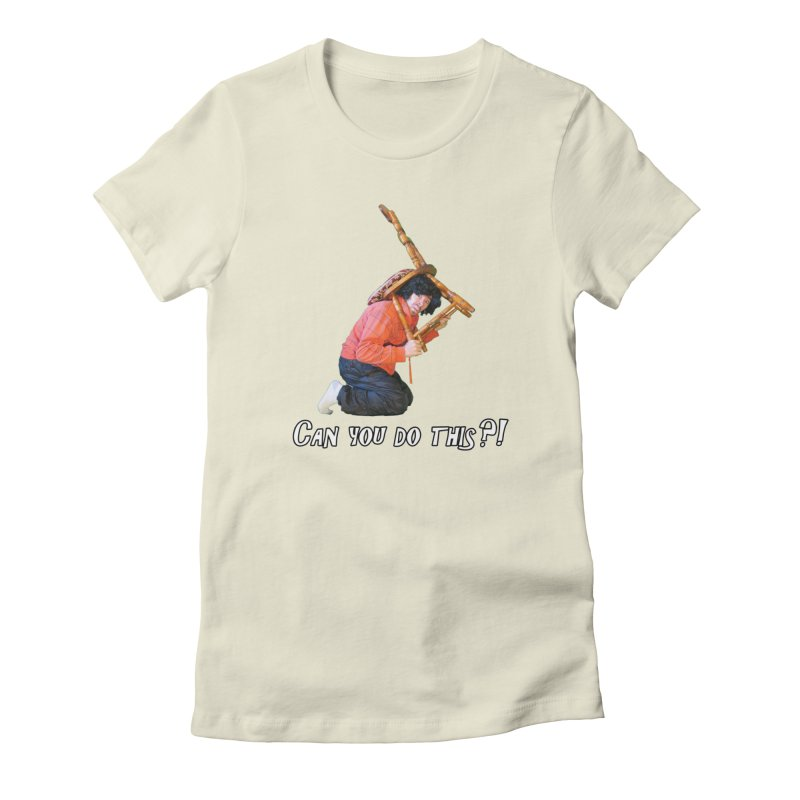 Kent The Athlete Women's T-Shirt by Vegetable Police