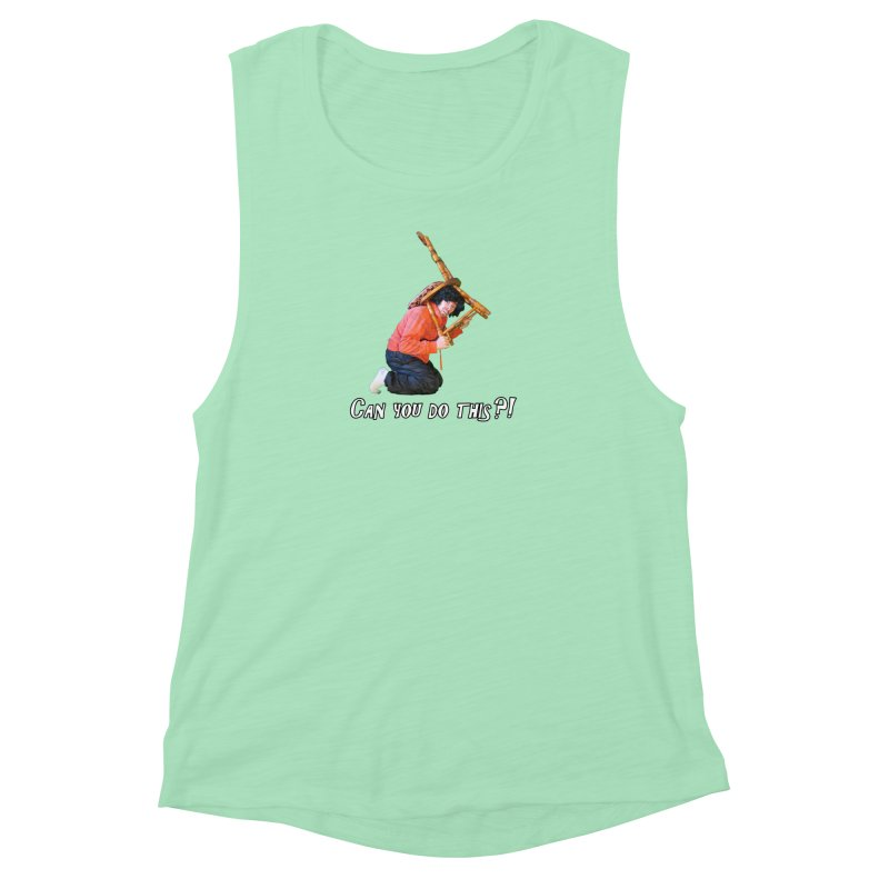 Kent The Athlete Women's Tank by Vegetable Police