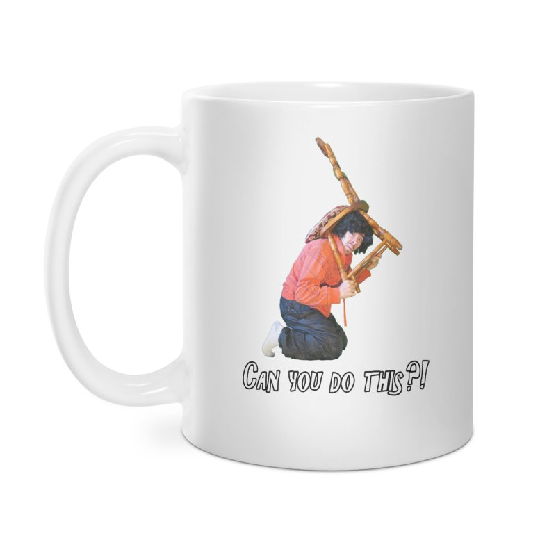 Kent The Athlete Accessories Mug by Vegetable Police