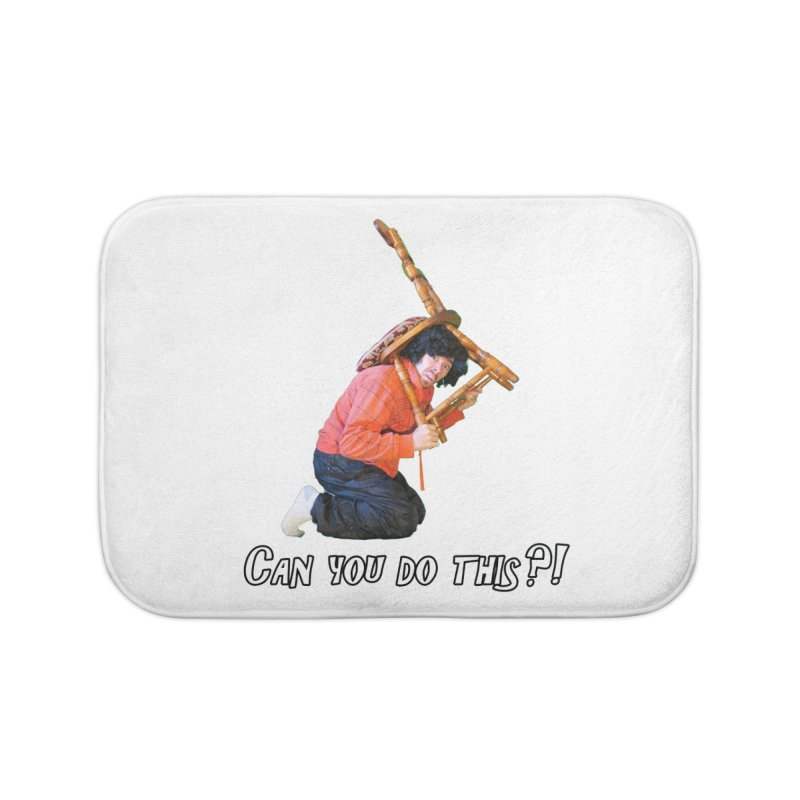 Kent The Athlete Home Bath Mat by Vegetable Police