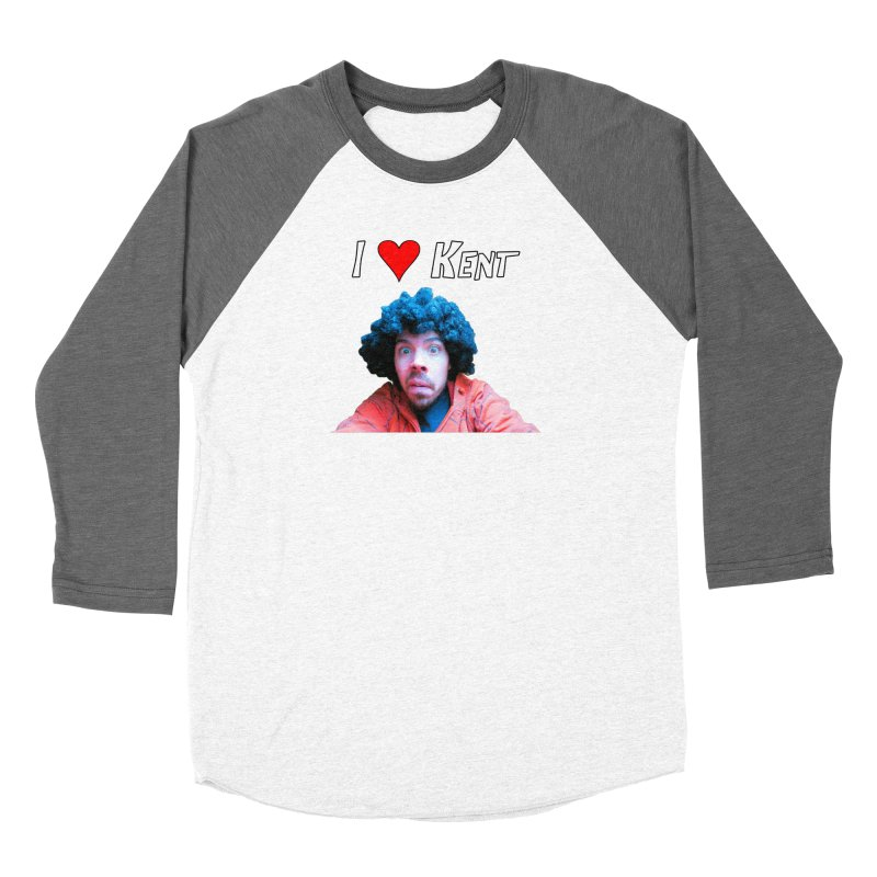 I Love Kent Women's Longsleeve T-Shirt by Vegetable Police