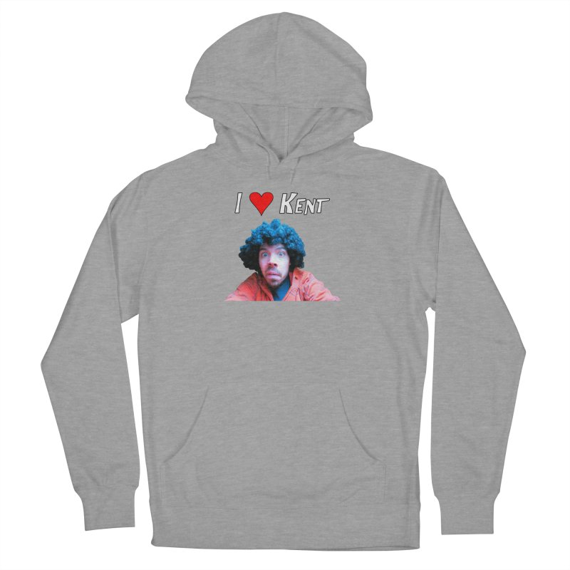 I Love Kent Women's Pullover Hoody by Vegetable Police