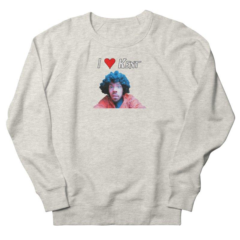 I Love Kent Women's Sweatshirt by Vegetable Conspiracies