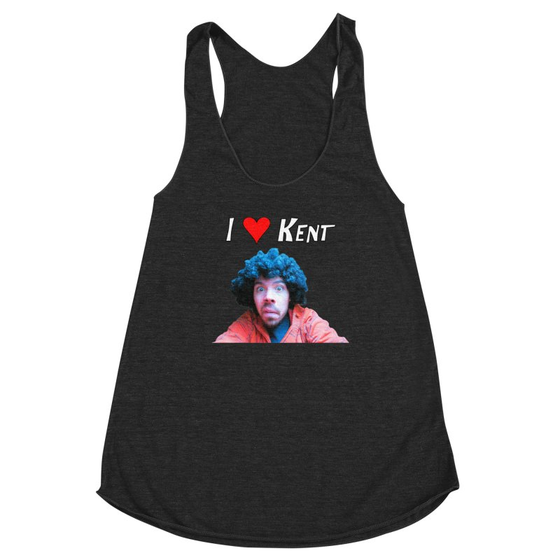 I Love Kent Women's Tank by Vegetable Conspiracies