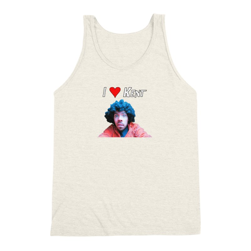 I Love Kent Men's Tank by Vegetable Police