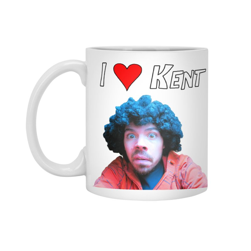 I Love Kent Accessories Mug by Vegetable Police
