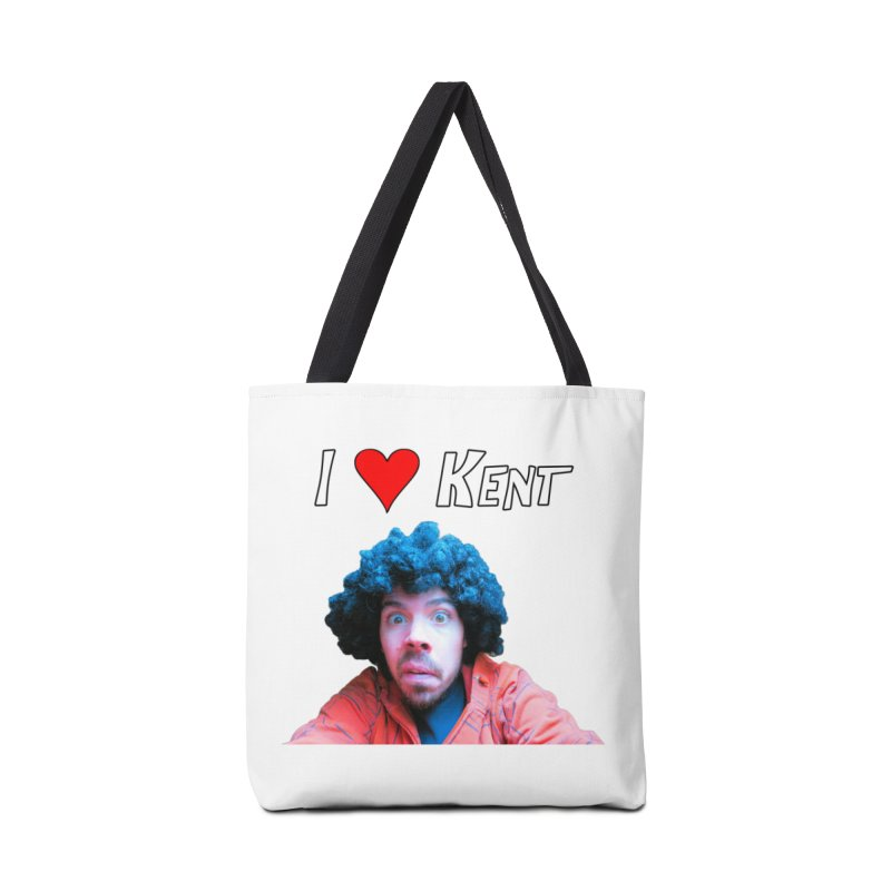 I Love Kent Accessories Bag by Vegetable Police