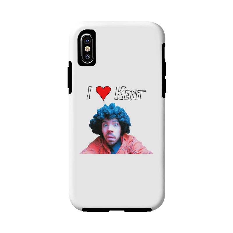 I Love Kent Accessories Phone Case by Vegetable Police