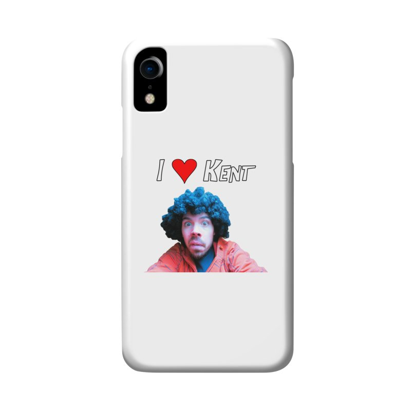 I Love Kent Accessories Phone Case by Vegetable Conspiracies