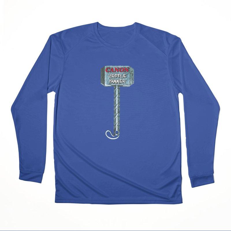 Canon Cripple Hammer Men's Performance Longsleeve T-Shirt by Vegetable Police