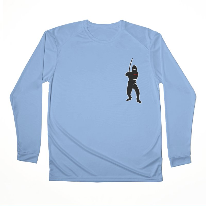 Fuji Assassin Men's Longsleeve T-Shirt by Vegetable Conspiracies