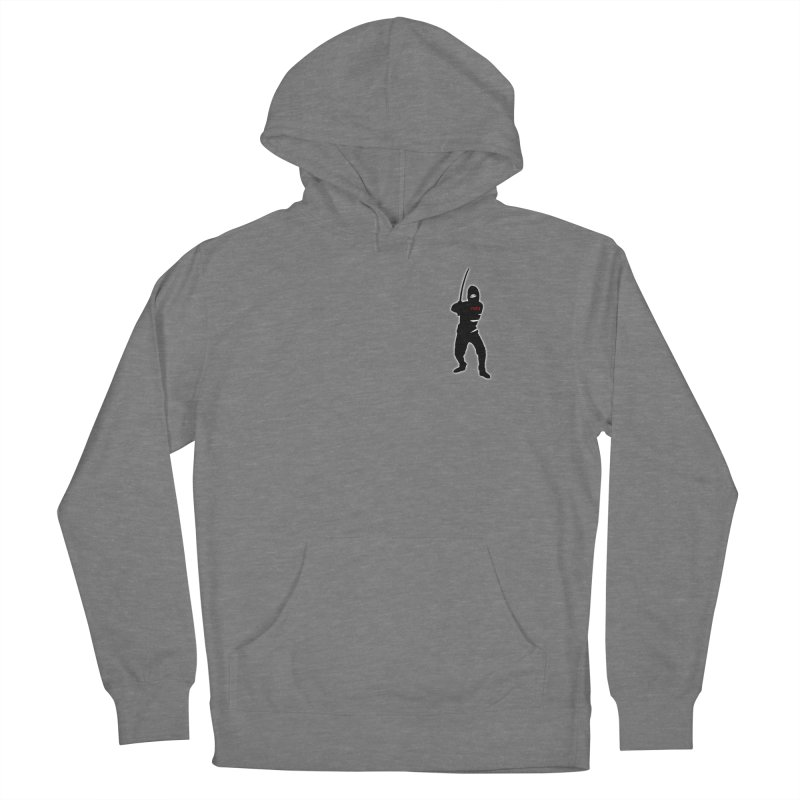 Fuji Assassin Women's Pullover Hoody by Vegetable Conspiracies