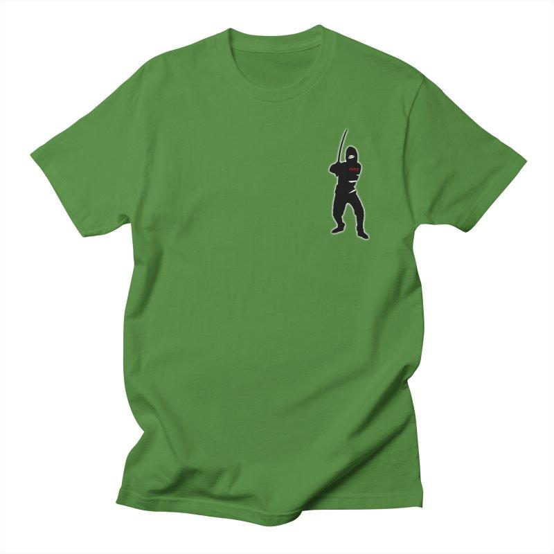 Fuji Assassin Men's Regular T-Shirt by Vegetable Police