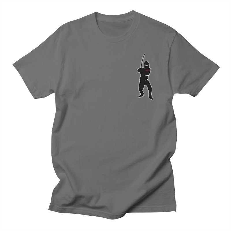Fuji Assassin Men's T-Shirt by Vegetable Police