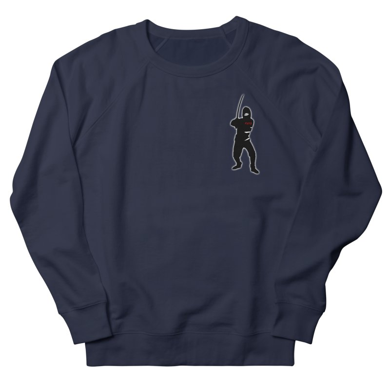 Fuji Assassin Women's French Terry Sweatshirt by Vegetable Police