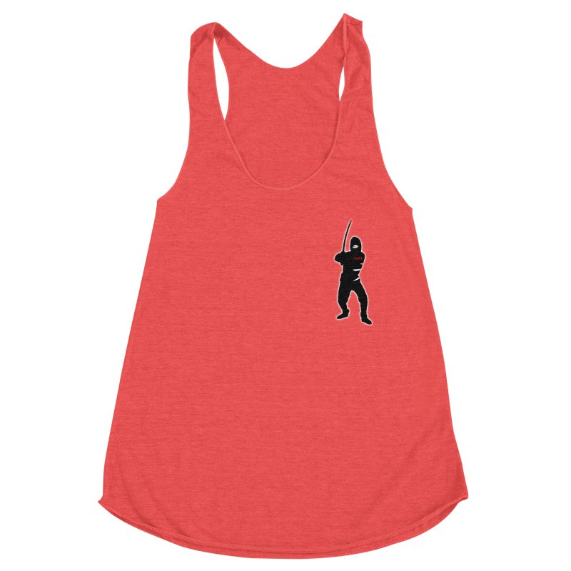 Fuji Assassin Women's Tank by Vegetable Conspiracies