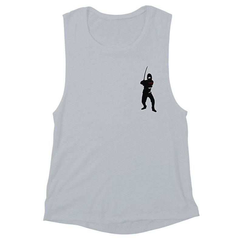 Fuji Assassin Women's Muscle Tank by Vegetable Police