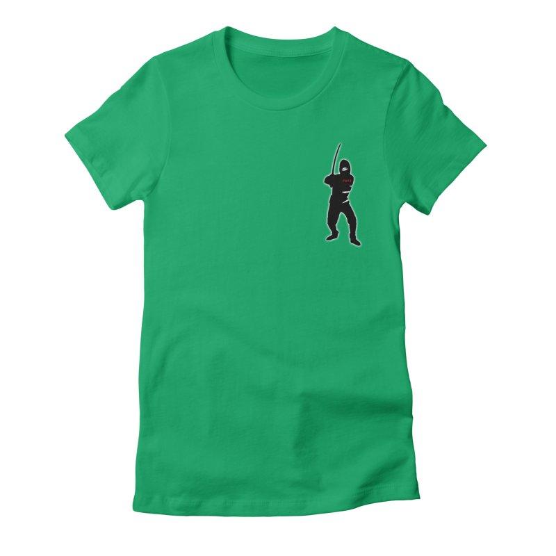 Fuji Assassin Women's T-Shirt by Vegetable Conspiracies